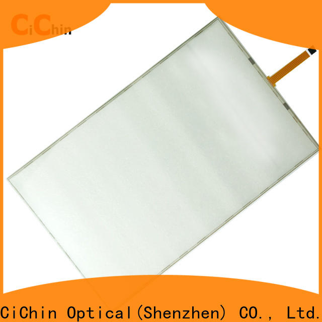 CiChin practical resistive touch screen sensor company for interactive display system