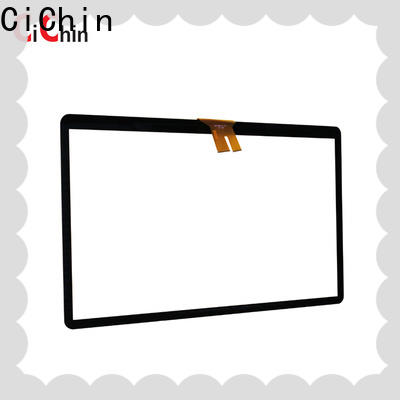 CiChin latest multi touch capacitive touch screen wholesale used in industrial machines