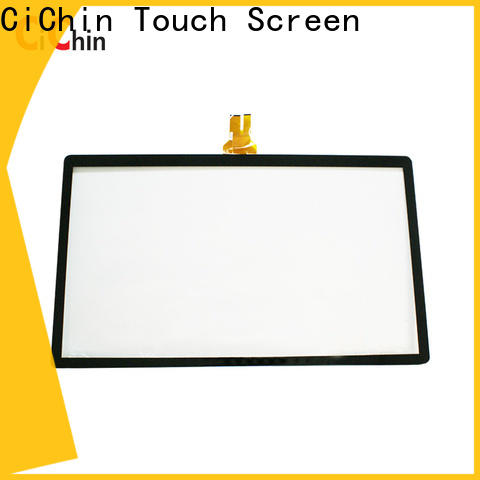 popular curved touch series for transportation