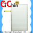 low-cost resistive touch screen panel factory direct supply for outdoor applications