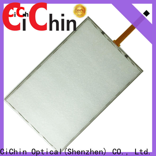 CiChin top RS232 touch panel company for transportation