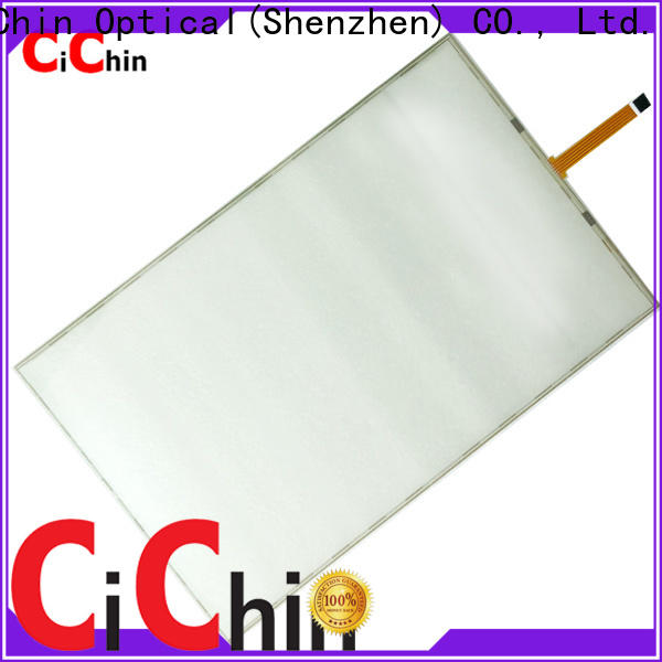 CiChin customized touch screen supplier wholesale used in robotics industry