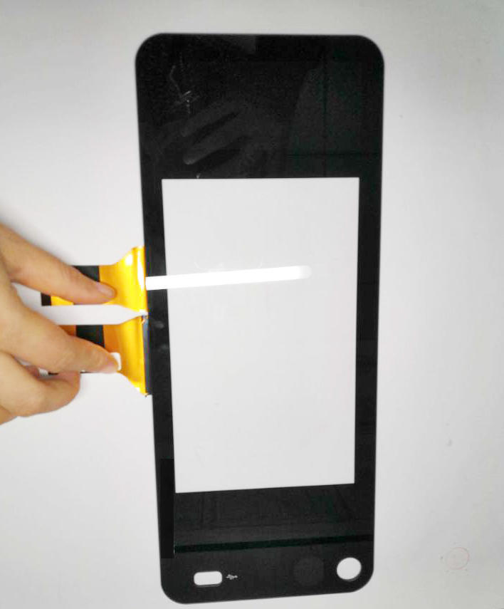 CUSTOMIZED-10.1-INCH-EETI-SOLUTION-CAPACITIVE-TOUCH-SCREEN-CHIP-ON-BOARD-PROJECTED- CAPACITIVE- TOUCH- PANEL