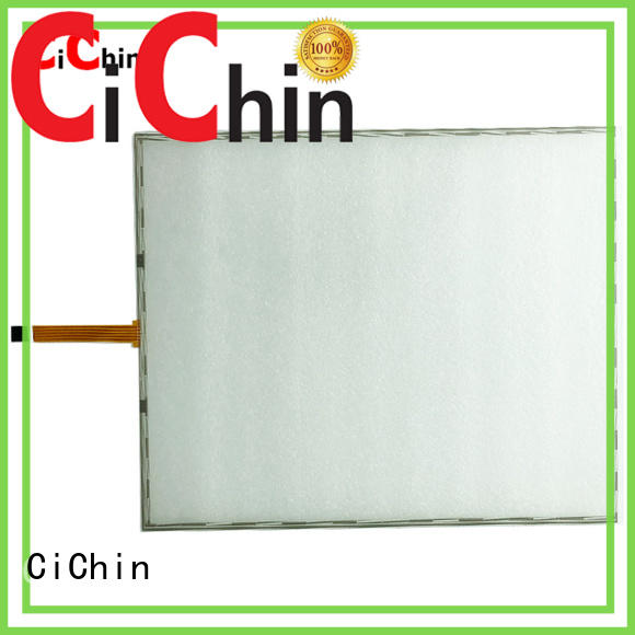 CiChin touch screen series used in industrial machines