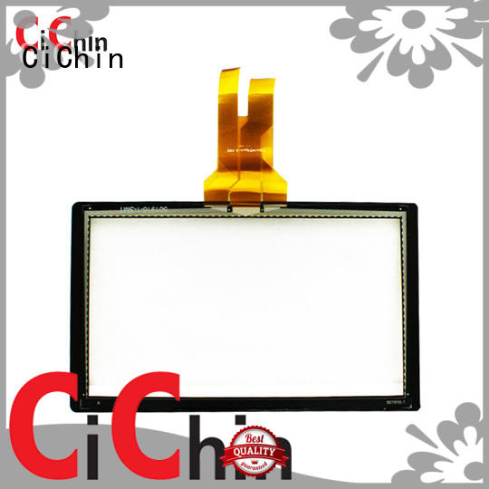 CiChin top selling capacitive touch screen sensor series used in robotics industry