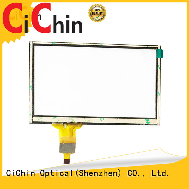 CiChin touch screen overlay supply used in consumer electronics