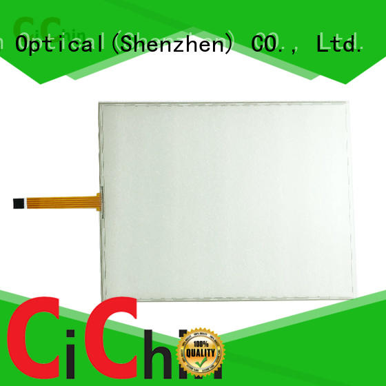 CiChin top resistive touch screen overlay wholesale used in financial industry