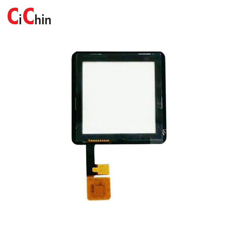 1.54 inch projected capacitive touch overlay,small capacitive touch screen