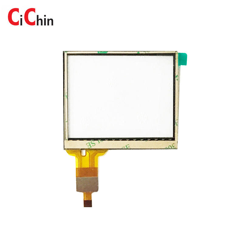 3.5 inch capacitive touch screen, I2C interface with multi touch , small capacitive touch screen