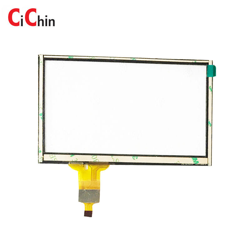 5 inch capacitive touch panel, customize touch panel, handheld terminals touch panel