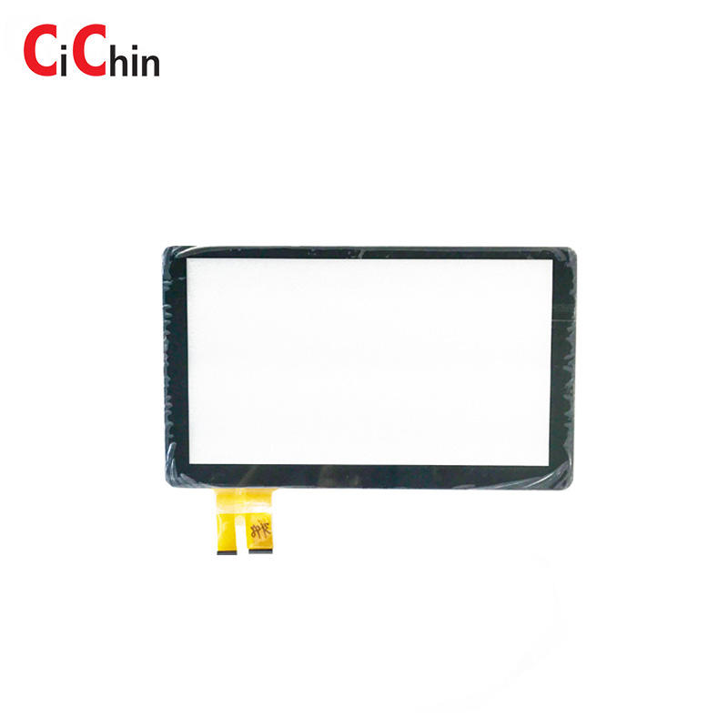 Capacitive touch screen foil, 13.3 inch  EETI solution touch screen ,  open frame monitor touch screen