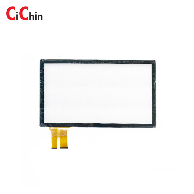 14.1 inch projected capacitive touch screen, custom capacitive touch screen, USB/RS232 interface, EETI solution