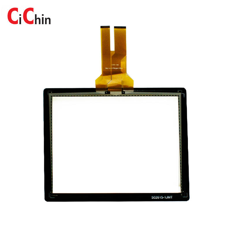 Advertising touch screen, 15 inch multi touch capacitive touch screen, waterproof touch screen panel