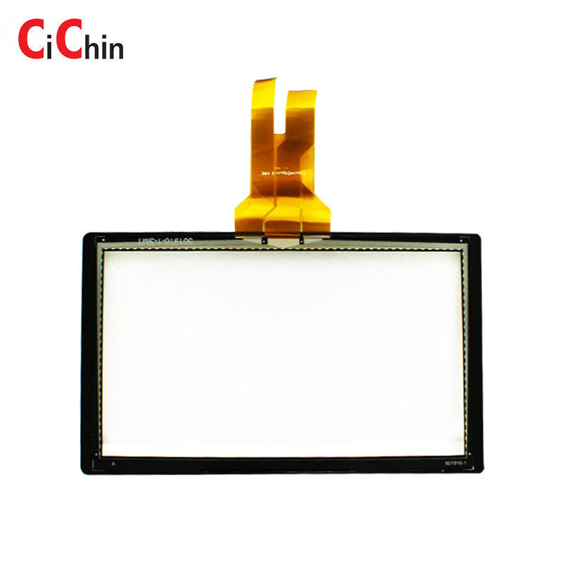 15.6 inch capacitive touch screen, open frame monitor touch screen, vandal proof touch overlay kits