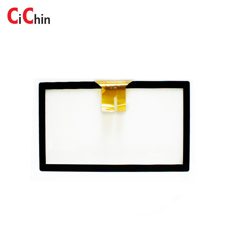 22 inch capacitive touch screen overlay, self-service termial touch screen, usb touch panel