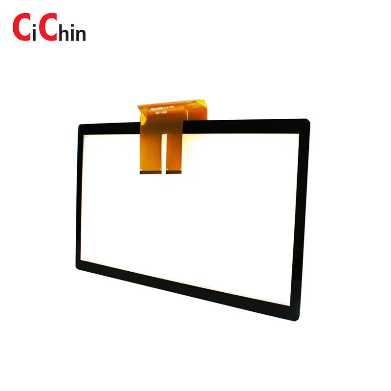 23.6 inch capacitive touch screen module, cheap USB touch screen overlay,  gloved hand touch screen