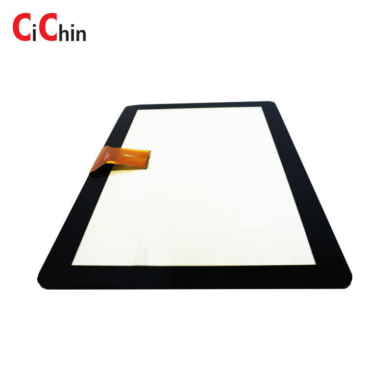 Big size 32 inch capacitive touch screen overlay, eeti controller touch membrane, multi touch screen