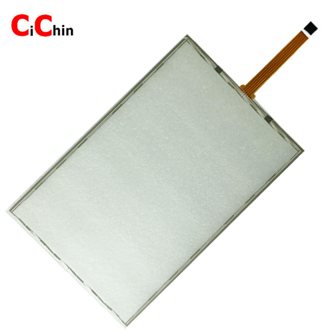 20 inch 5 wire resistive touch screen, custom touch screen panel, cheap resistive EETI touch screen panel kits