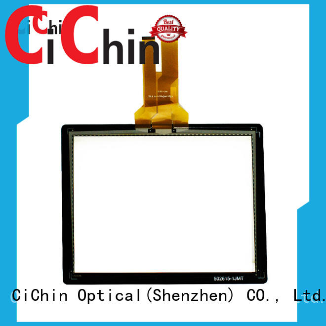 CiChin capacitive touch film company for safety and security lines