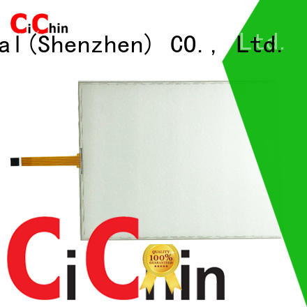 CiChin top selling RS232 touch panel factory used in robotics industry