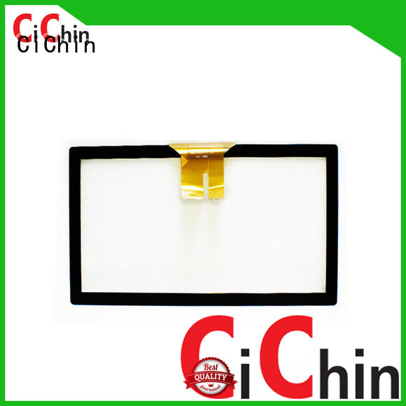 CiChin touch foil from China for transportation