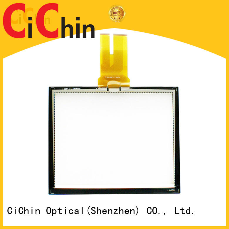 practical touch screen film best manufacturer used in robotics industry