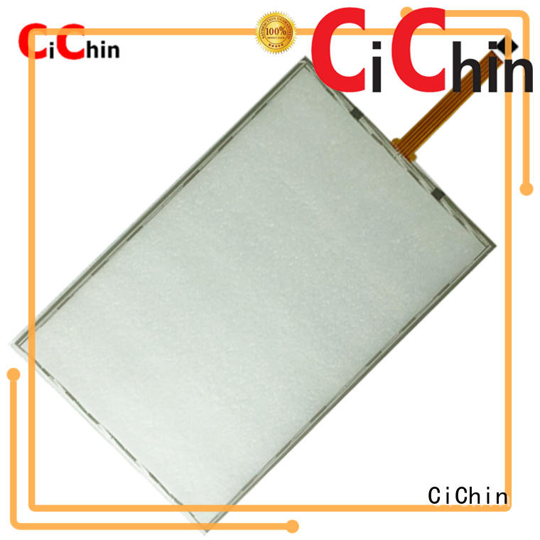 CiChin touch screen overlay kit from China for transportation