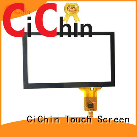 CiChin projected capacitive touch panel series for interactive display system