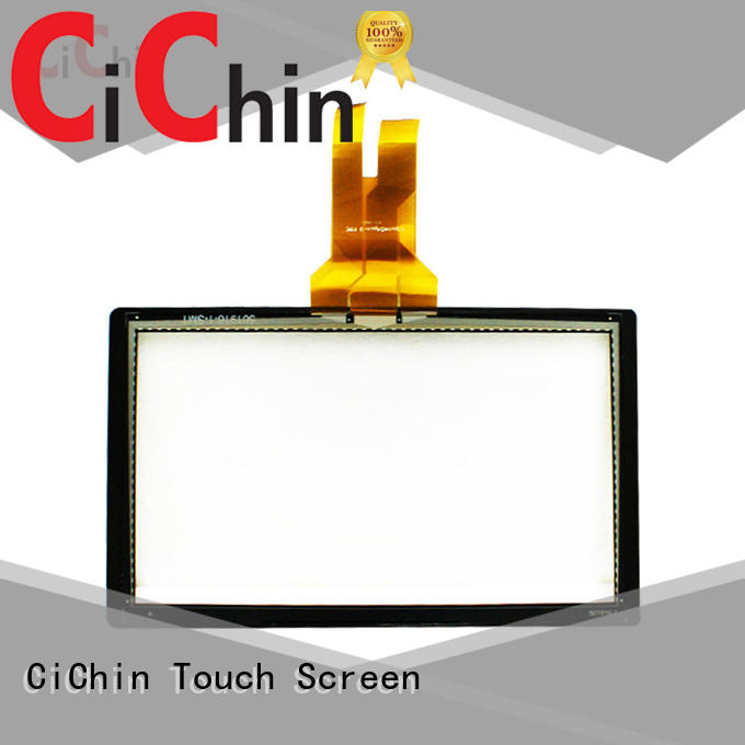 CiChin low-cost capacitive touch screen film with good price used in robotics industry