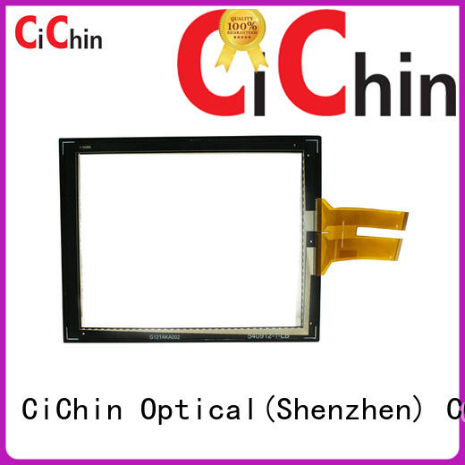 CiChin 5 capacitive touch screen with good price used in consumer electronics