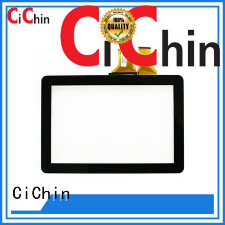 CiChin customized first capacitive touch screen suppliers for outdoor applications