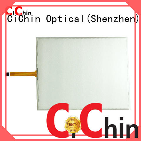 CiChin durable lcd touch screen factory for safety and security lines
