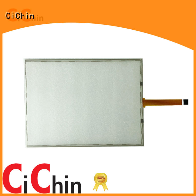 CiChin quality resistive touch screen sensor factory direct supply for outdoor applications