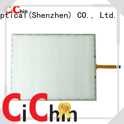 CiChin resistive touch screen overlay wholesale used in financial industry
