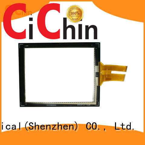 CiChin promotional 15.6 capacitive touch screen kit series for transportation