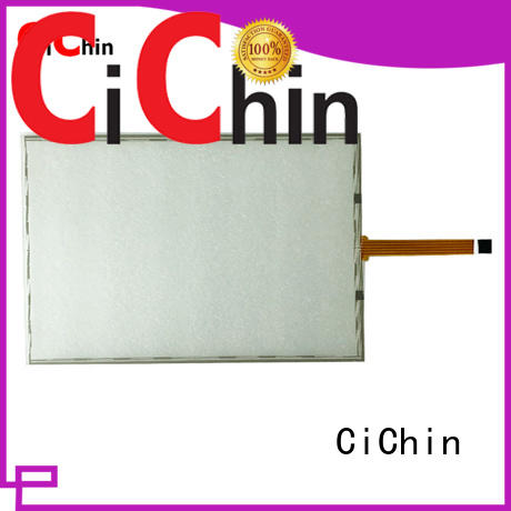CiChin cheap resistive touch film manufacturer used in consumer electronics