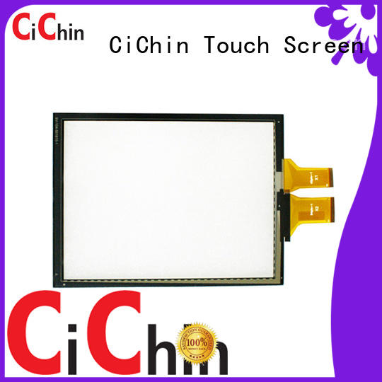 high quality capacitive touch screen module series for safety and security lines