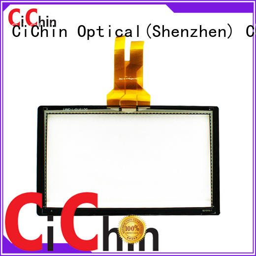 CiChin capacitive touch membrane from China used in robotics industry