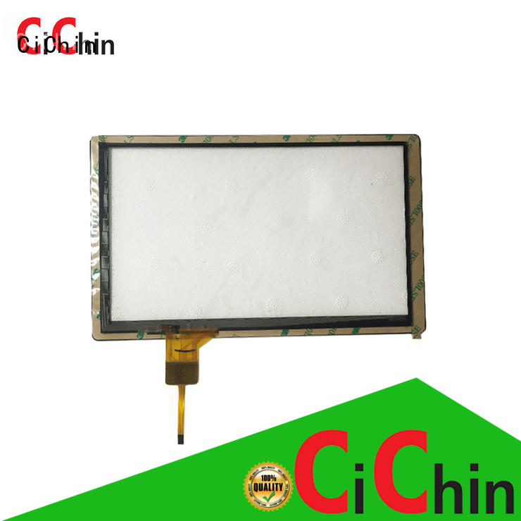 CiChin top selling pcap touch from China used in robotics industry