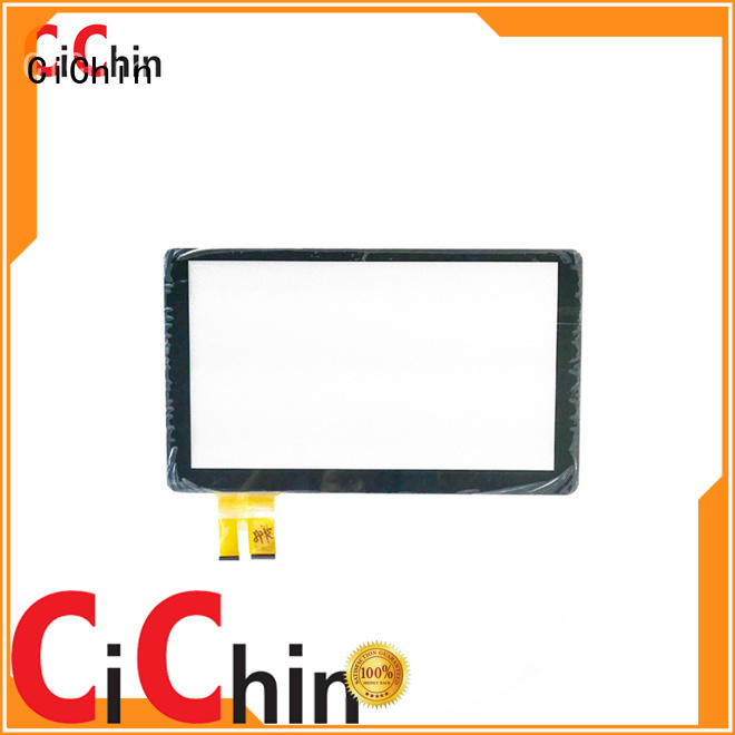 CiChin touch screen module supplier for retail store