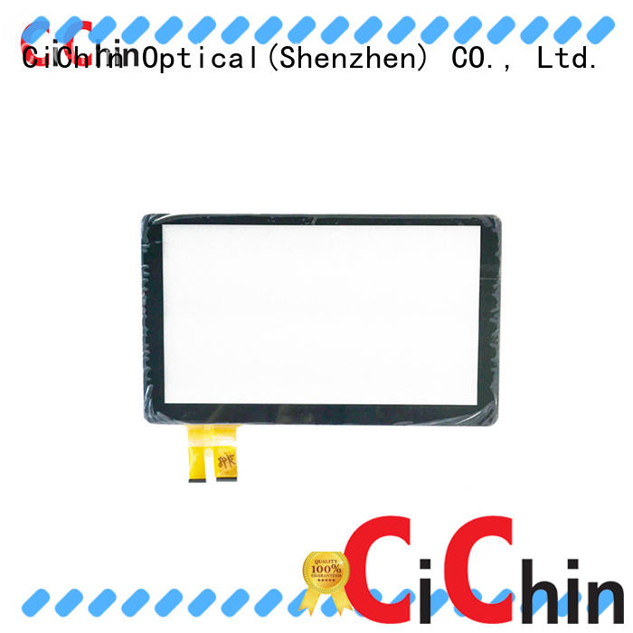 CiChin capacitive touch screen oem with good price bulk production