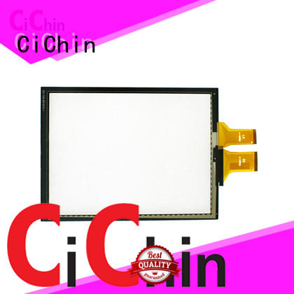latest capacitive touch screen panel from China used in consumer electronics