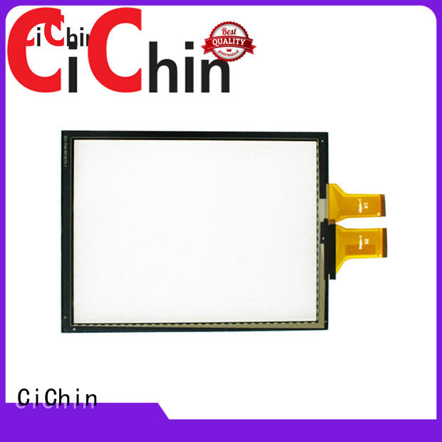 CiChin projected capacitive touch foil factory used in financial industry