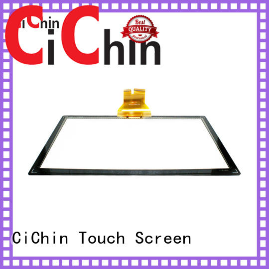 CiChin best price tempered glass touch screen inquire now used in industrial machines