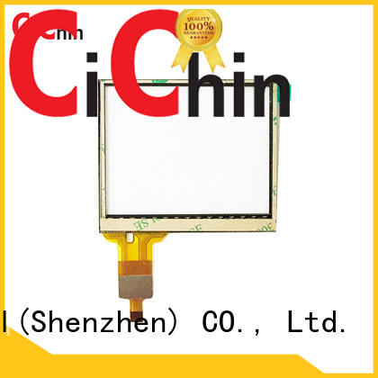 CiChin capacitive touch foil manufacturer for safety and security lines