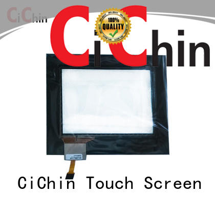 latest pcap touch panel from China for retail store
