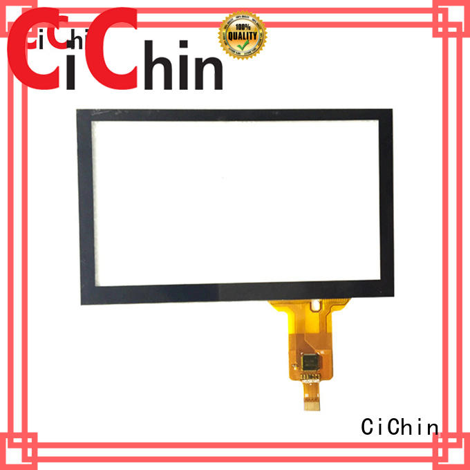 CiChin touch screen foil series for retail store