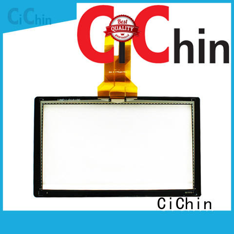 CiChin capacitive touch screen sensor for business used in industrial machines