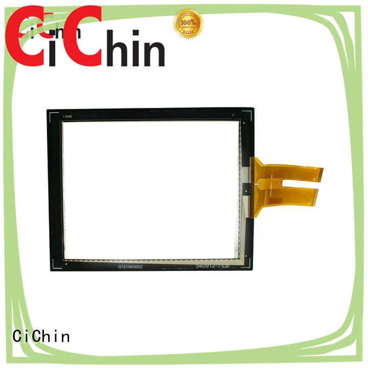 hot selling capacitive touch sensor supplier used in financial industry
