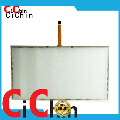 CiChin resistive touch screen kit wholesale used in financial industry